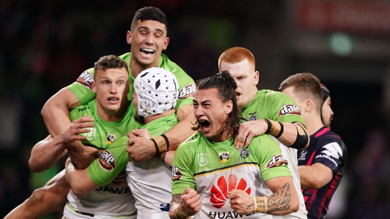 Raiders Under The Pump In 2020 Everything Rugby League