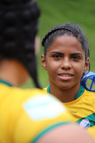 Brasil Rugby League Women's player