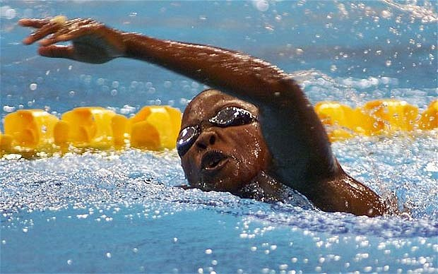 Eric the Eel at the Sydney Olympics