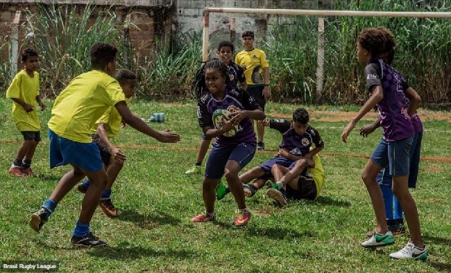 Brasil Youth Rugby League