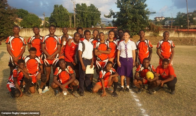 Campion Rugby League Jamaica
