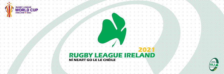 Rugby league Ireland World Cup