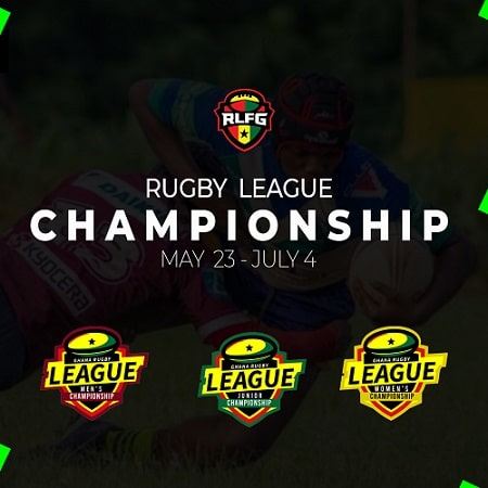 Ghana Rugby League Championship this May