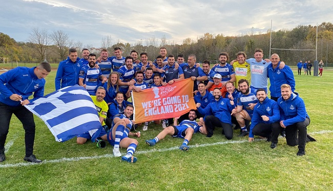 Greece rugby league world cup squad